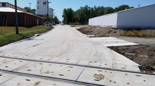 City of Chillicothe, Brunswick Street Improvements