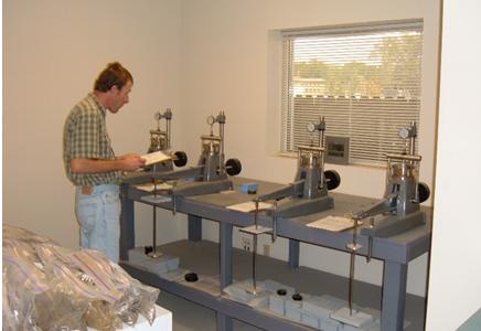 Columbia Sanitary Landfill Administration, Maintenance & Vehicle Storage Facilities