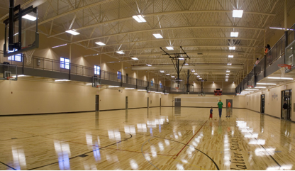 Mexico YMCA Gym Building Addition & Renovation – Mexico, Missour