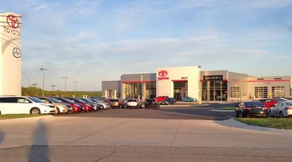 Riley Toyota – Jefferson City, Missouri