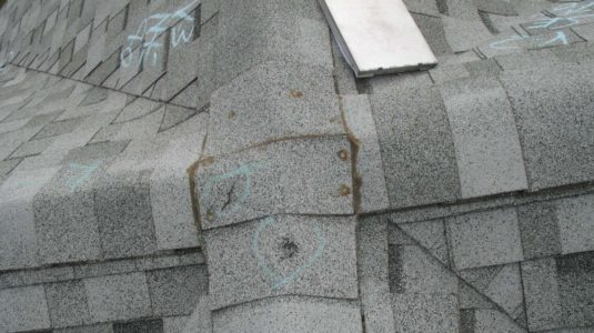 Roof Evaluation- Hail Damage