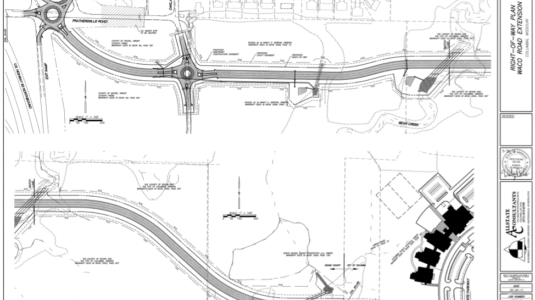 Waco Road Extension